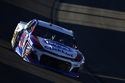 September 14, 2018 - Las Vegas, Nevada, United States of America - AJ Allmendinger (47) brings his car through the turns during qualifying for the South Point 400 at Las Vegas Motor Speedway in Las Vegas, Nevada. (Credit Image: © Chris Owens Asp Inc/ASP via ZUMA Wire)