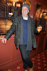 MATTHEW KELLY at a VIP evening for the pantomime Aladdin at The New Wimbledon Theatre, The Broadway, Wimbledon, London SW19 on 9th December 2013.