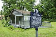 Greenville.Florida.Ray Charles Boyhood Home