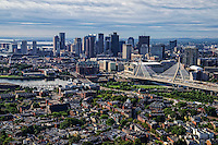 Charlestown & Downtown Boston