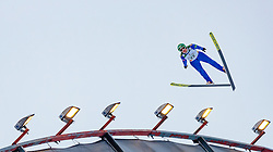 01.03.2017, Lahti, FIN, FIS Weltmeisterschaften Ski Nordisch, Lahti 2017, Nordische Kombination, Skisprung, Grossschanze HS130 m, im Bild Hannu Manninen (FIN) // Hannu Manninen of Finland during Skijumping competition of Nordic Combined of FIS Nordic Ski World Championships 2017. Lahti, Finland on 2017/03/01. EXPA Pictures © 2017, PhotoCredit: EXPA/ JFK