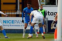 Alex Reid. Stockport County FC 4-0 King's Lynn Town FC. Vanarama National League. Edgeley Park. 13.4.21