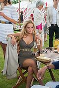 NATALIE JOEL;  Cartier Queen's Cup. Guards Polo Club, Windsor Great Park. 17 June 2012