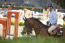Lansink Jos, (BEL), For Cento<br /> Furusiyya FEI Nations Cup Jumping Final - Barcelona 2015<br /> © Dirk Caremans<br /> 23/09/15