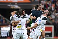 Jerome FILLOL  - 13.06.2015 - Clermont / Stade Francais - Finale Top 14<br />Photo : Nolwenn Le Gouic / Icon Sport