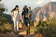 SHOT 8/6/17 6:30:08 PM - UOT Tourism photos of Brian Head and Cedar City, Utah. Images include riding Brian Head Resort in Brian Head, Utah; exploring Cedar Breaks National Monument, hiking Kolob Canyons in Zion National Park and mountain biking the Lava Flow Trail in Cedar City, Utah. (Photo by Marc Piscotty / © 2017)