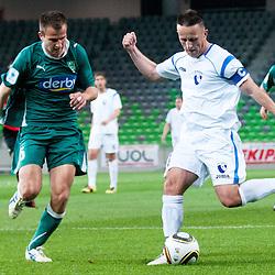 20110422: SLO, Football - PrvaLiga, NK Olimpija vs HIT Gorica