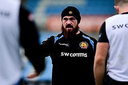 Marcus Street during a training session at Sandy Park prior to their trip to La Rochelle in the European Rugby Champions Cup.  - Ryan Hiscott/JMP - 13/11/2019 - SPORT - Sandy Park - Exeter, England - Exeter Chiefs Training Session