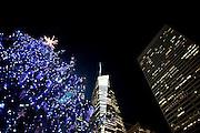 New York, New York. Etats Unis. 17 Decembre 2010.Midtown. Bryant Park..New York, New York. United States. December 17th 2010.Midtown. Bryant Park..