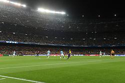 A general view of Camp Nou  - Photo mandatory by-line: Dougie Allward/JMP - Mobile: 07966 386802 - 18/03/2015 - SPORT - Football - Barcelona - Nou Camp - Barcelona v Manchester City - UEFA Champions League - Round 16 - Second Leg