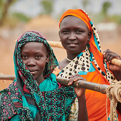 Refugees in Maban