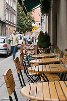 Irish Cafe in Krakow Poland