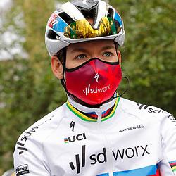 27-02-2021: Wielrennen: Omloop Het Nieuwsblad - Vrouwen: Gent <br />Anna van der Breggen