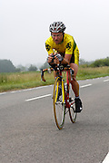 UK, Chelmsford, 28 June 2009: PETER BARTON (V) CHELMER.C.C. completed the E9 / 25 course in 1 hour 2 mins 08 secs. Images from the Chelmer Cycle Club's Open Time Trial Event on the E9 / 25 course. Photo by Peter Horrell / http://peterhorrell.com .