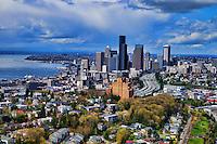 Seattle Skyline & Beacon Hill