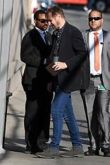 Liam Neeson at Kimmel - 27 Sep 2017