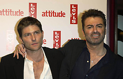File photo dated 04/05/04 of George Michael (right) and Kenny Goss arriving for Attitude Magazine's 10th Birthday Party at the Atlantic Bar & Grill in central London. Pop superstar Mr Michael has died peacefully at home, his publicist said. PRESS ASSOCIATION Photo. Issue date: Sunday December 25, 2016. See PA story DEATH Michael. Photo credit should read: Pop superstar Mr Michael has died peacefully at home, his publicist said. PRESS ASSOCIATION Photo. Issue date: Sunday December 25, 2016. See PA story DEATH Michael. Photo credit should read: Myung Jung Kim/PA Wire
