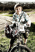 Royal Leamington Spa four cross racing, RLS4X track. 9.12.09