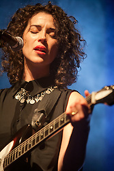 St. Vincent performs at The Fox Theater - Oakland, CA - 4/25/12