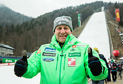 Goran Janus, coach of Slovenia after the Ski Flying Hill Men's Individual Competition at Day 4 of FIS Ski Jumping World Cup Final 2017, on March 26, 2017 in Planica, Slovenia. Photo by Vid Ponikvar / Sportida
