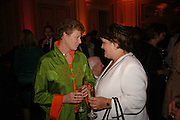 Vivienne Cox- the winner and Chey Garland, Veuve Cliquot Award.- Business Woman of the Year. claridge's. London. 27 April 2006. ONE TIME USE ONLY - DO NOT ARCHIVE  © Copyright Photograph by Dafydd Jones 66 Stockwell Park Rd. London SW9 0DA Tel 020 7733 0108 www.dafjones.com