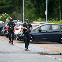 Gleneagles Hotel Armed Robbery