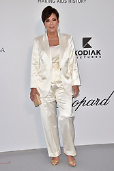 Kris Jenner attends the amfAR Cannes Gala 2019 at Hotel du Cap-Eden-Roc on May 23, 2019 in Cap d'Antibes, France. Photo by Lionel Hahn/ABACAPRESS.COM