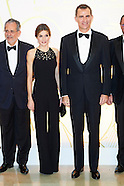 121015 Spanish Royals attends a Dinner in honor of the winners of ABC newspaper prizes