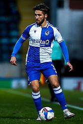 Luke Leahy of Bristol Rovers - Mandatory by-line: Robbie Stephenson/JMP - 31/10/2020 - FOOTBALL - Crown Oil Arena - Rochdale, England - Rochdale v Bristol Rovers - Sky Bet League One