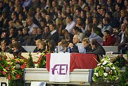 Judge<br /> CDI-W Mechelen 2007<br /> Photo © Dirk Caremans
