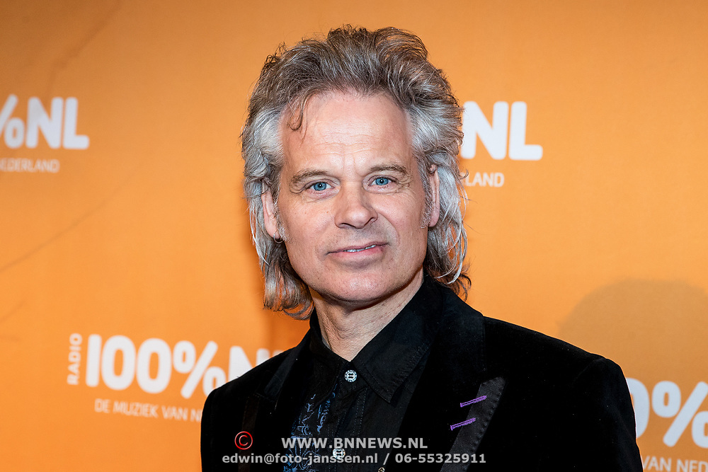 NLD/Amsterdam/20180220 - 100% NL Awards 2018, Norman Bonink