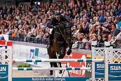 Snels Zoi, (NED), Starpower<br /> Championship of Neumünster - Prize of Paul Schockemöhle Stud<br /> FEI World Cup Neumünster - VR Classics 2017<br /> © Hippo Foto - Stefan Lafrentz