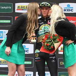13-10-2019: Superprestige Gieten: Wielrennen: Veldrijden: Gieten: Thibau Nys wint bij de junioren
