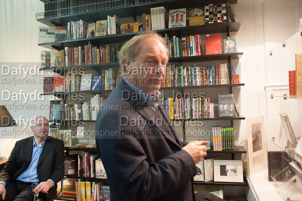 ANTHONY HOLDEN, Anne Pigalle exhibition; Is There life after sex?- Natalie Galustian rare books, 22 Cecil Court, London WC2N 4HE. 31 January 2013