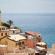 Italian village of Riomaggiore
