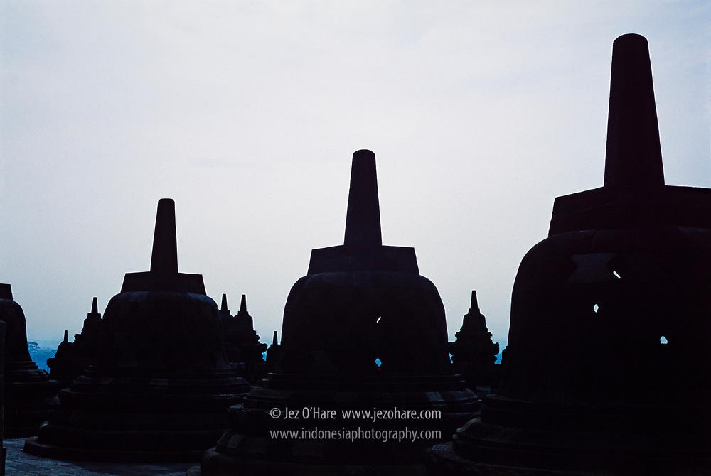 Borobudur temple, Magelang, Central Java, Indonesia