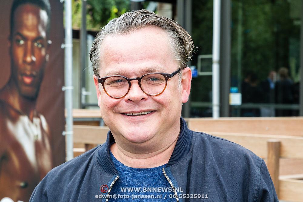 NLD/Amsterdam20160627 - Presentatie L'Homo 2016, Frank Houtappels
