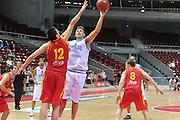 Danzica - Polonia 04 Agosto 2012 - TORNEO INTERNAZIONALE SOPOT CUP - Italia Montenegro<br /> Nella Foto : STEFANO MANCINELLI<br /> Foto Ciamillo