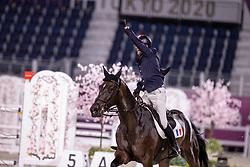 Touzaint Nicolas, FRA, Absolut Gold, 228<br /> Olympic Games Tokyo 2021<br /> © Hippo Foto - Dirk Caremans<br /> 02/08/2021