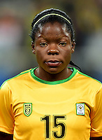 Fifa Woman's Tournament - Olympic Games Rio 2016 -  <br /> Zimbabwe National Team - <br /> Rutendo MAKORE