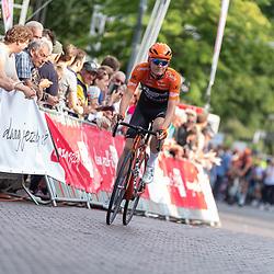 05-08-2019: Wielrennen: Nederlandse profs: Almelo <br />Justin Timmermans