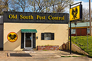 Pest control store on 28th February 2020 in Natchez, Mississippi, United States.