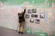 Café Little Boy. Exhibition at Centre Pompidou Metz, France © Rudolf Abraham