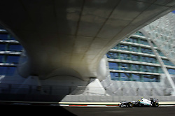 11.11.2011, Yas-Marina-Circuit, Abu Dhabi, UAE, Grosser Preis von Abu Dhabi, im Bild Nico Rosberg (GER), Mercedes GP  // during the Formula One Championships 2011 Large price of Abu Dhabi held at the Yas-Marina-Circuit, 2011-11-11. EXPA Pictures © 2011, PhotoCredit: EXPA/ nph/ Dieter Mathis..***** ATTENTION - OUT OF GER, CRO *****