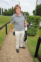 THEO FENNELL at the Mini Masters Golf tournament in aid of LEUKA - London's first celebrity golf tournament held at Duke's Meadow Golf Club, Dan Mason Drive, London W4 on 14th July 2008.<br /> <br /> NON EXCLUSIVE - WORLD RIGHTS