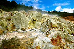 Sulpher Banks (Ha`akulamanu), Hawaii, USA Volcanoes National Park, Kilauea, Big Island, Hawaii, USA