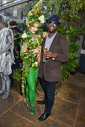 Orlando Hamilton at The Ivy Chelsea Garden Summer Party ,The Ivy Chelsea Garden, King's Road, London, England. 14 May 2019. <br /> <br /> ***For fees please contact us prior to publication***
