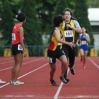 A Division Girls 4x400m Relay