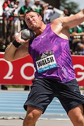 adidas Grand Prix Diamond League Track & Field: Men's Shot Put, Walsh