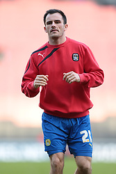 Coventry City's on loan signing Chris Dagnall  - Photo mandatory by-line: Nigel Pitts-Drake/JMP - Tel: Mobile: 07966 386802 30/11/2013 - SPORT - Football - Milton Keynes - Stadium mk - MK Dons v Coventry City - Sky Bet League One